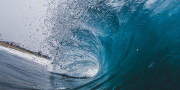 Buddha Nature: Ocean waves